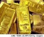 Gold Futures Jump to $1,240.30 per Ounce, Up $22.60