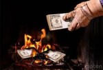 Money to Burn: 10% of Cash Supply to be Destroyed